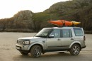 Land Rover Discovery 4 Model Year 2011