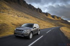 Land Rover Discovery Sport: foto ufficiali