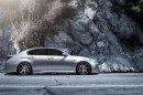 Lexus GS Supercharged e LS Five Axis