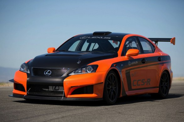 Lexus IS-F CCS-R