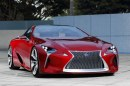 Lexus LF-LC Sports Coupe Concept
