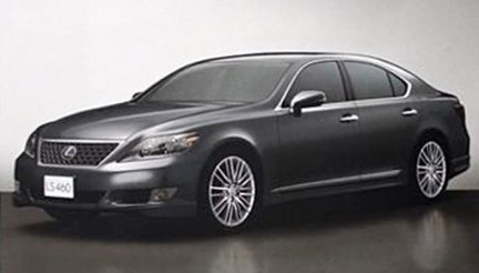 Lexus LS Model Year 2010