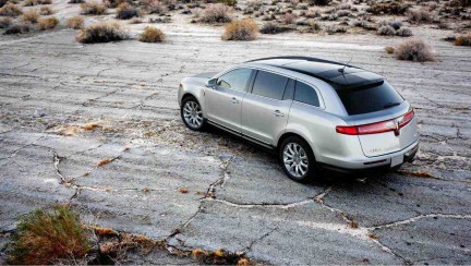 Lincoln MKT my2010
