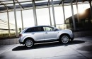 Lincoln MKX Model Year 2011