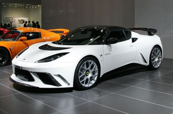 La Lotus Evora GTE China Edition svelata al Salone di Pechino