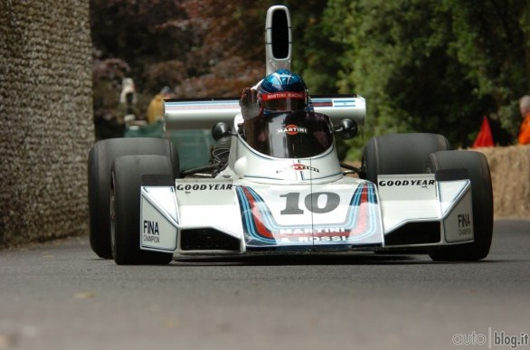 Martini Racing al Goodwood Festival of Speed 2013