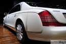Maybach 57 e 62 restyling - Salone di Parigi 2010 Live