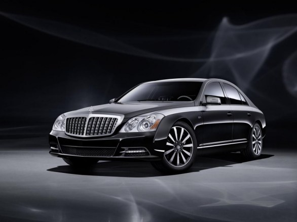 Maybach Edition 125! - Salone di Francoforte 2011