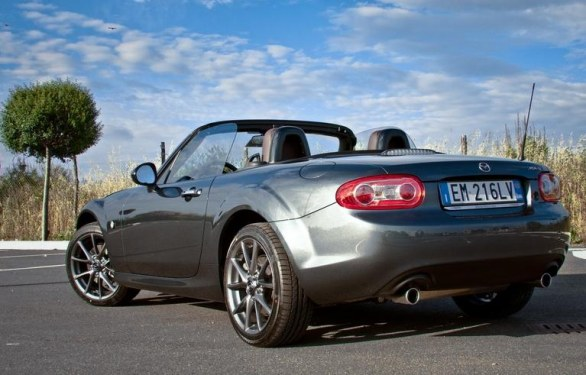 Mazda MX-5 Phoenix Reloaded 2012