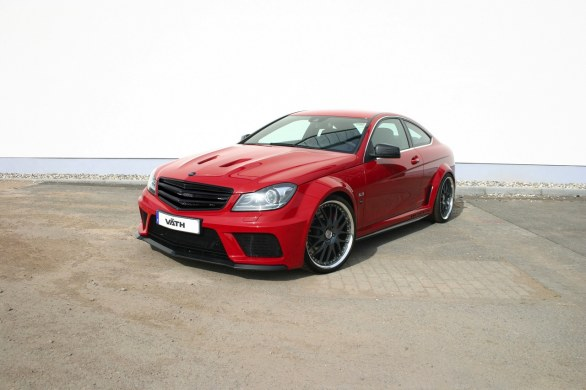 Mercedes C 63 AMG Coupè Black Series by Vath