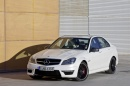 Mercedes C 63 AMG facelift