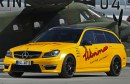 Mercedes C63 AMG Estate by Wimmer