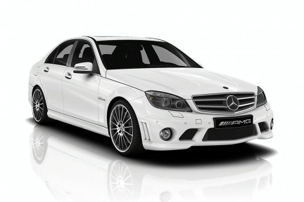 Mercedes Classe C63 Amg Edition 63