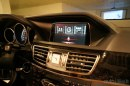Mercedes Classe E: l\\'integrazione con Siri di iPhone