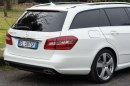 Mercedes Classe E Model Year 2012