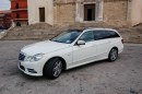 Mercedes Classe E w212: il model year 2012