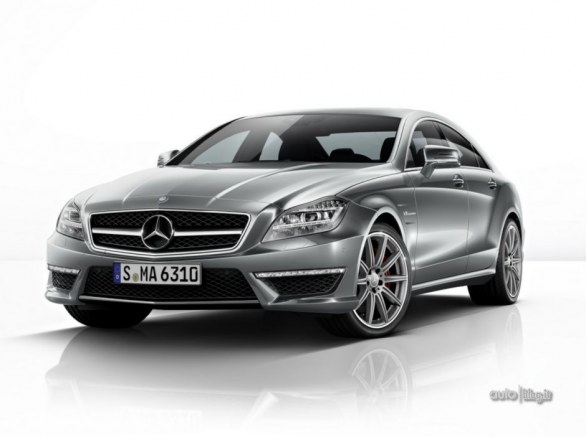 Mercedes CLS 63 AMG 2013: ora anche 4Matic ed in variante S