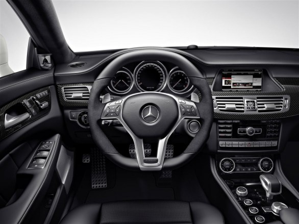 Mercedes CLS 63 AMG Shooting Brake - nuove foto