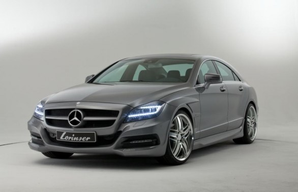 Mercedes CLS by Lorinser