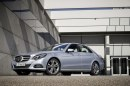 Mercedes E 200 Natural Gas Drive