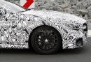 Mercedes S63 AMG Coupe: foto spia dal Nurburgring