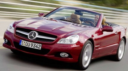 Mercedes SL my2008