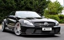 Mercedes SL r230FL Black Edition by Prior Design