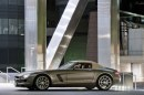 Mercedes SLS AMG Roadster: nuove foto ufficiali