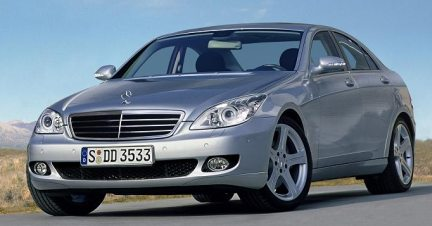 Mercedes Classe C 2007 - foto ufficiali o photoshop ?