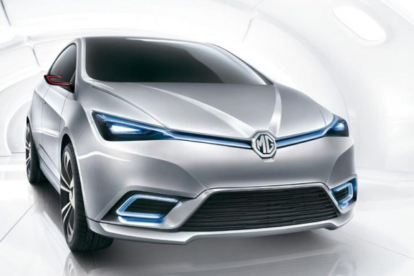 MG5 Concept