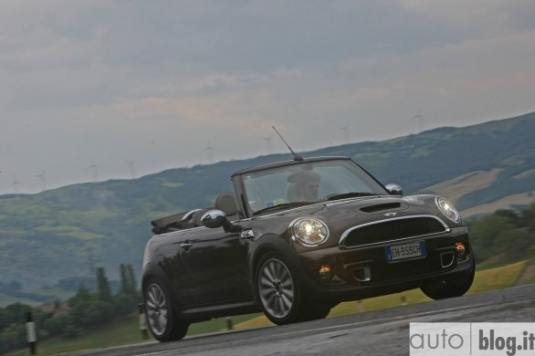 Mini Cooper SD: primo contatto