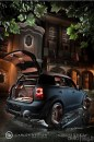 Mini Countryman Steampunk by Design Carlex: nuove immagini