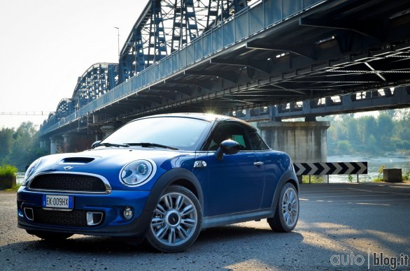 Mini Coupè S: il test di Autoblog