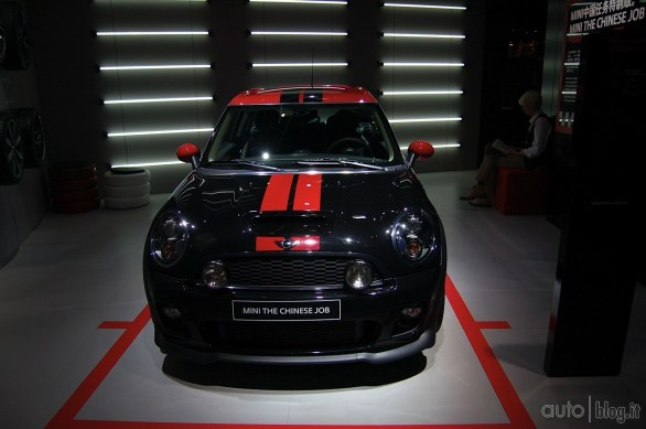Mini presenta a Pechino in Anteprima Mondiale la nuova versione Hyde Park e la Mini The Chinese Job