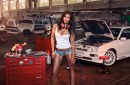 Miss Tuning Calendar 2013 con Frizzi Arnold