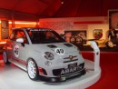 Motor Show Live 2008: lo stand Abarth