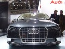 Motor Show Live 2008: lo stand Audi