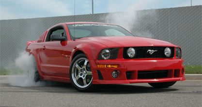 Mustang Roush 420RE Limited Edition