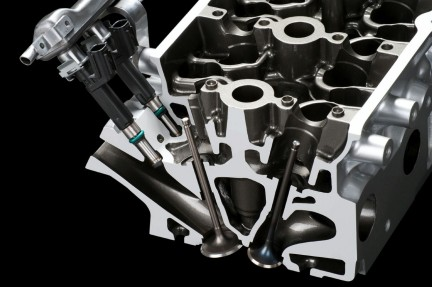 Nissan New Dual Injection System