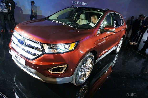 2015 - [Ford] Edge II - Page 2 Ford-edge32