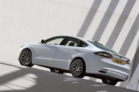 Nuova Ford Mondeo MY 2013