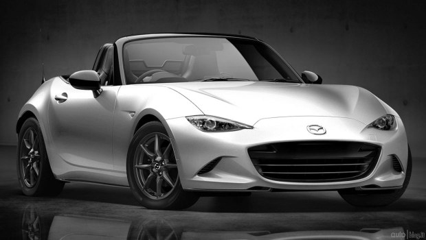 nuova mazda mx 5 i cinque tuning digitali. Black Bedroom Furniture Sets. Home Design Ideas