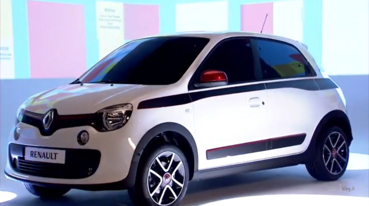 renault twingo 2014 page 3 gara a. Black Bedroom Furniture Sets. Home Design Ideas