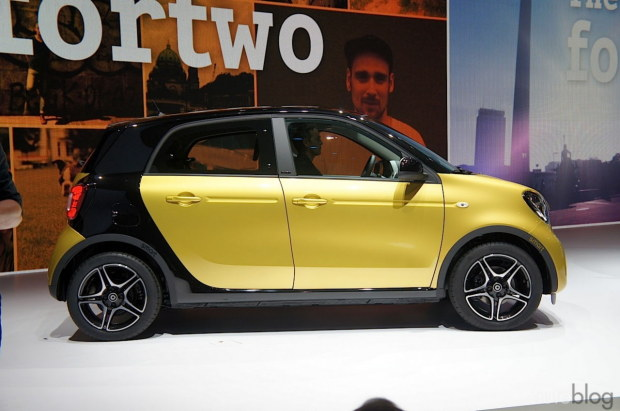 2014 - [Smart] Forfour [W453] - Page 12 Nuova-smart-2015-02