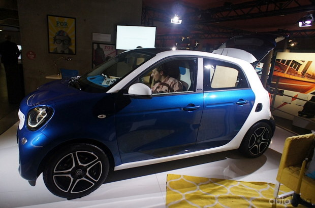 2014 - [Smart] Forfour [W453] - Page 12 Nuova-smart-2015-57