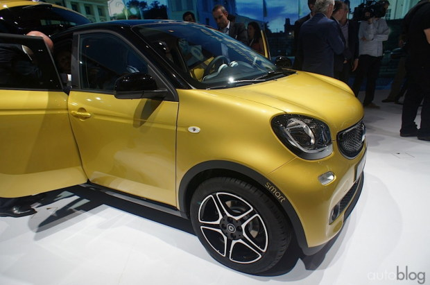 2014 - [Smart] Forfour [W453] - Page 12 Nuova-smart-2015-88