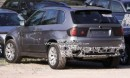 Nuove foto spia BMW X5 Restyling