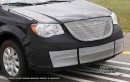 Nuove foto spia Chrysler Grand Voyager restyling