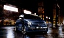 Nuovo colore Fiat 500 by Diesel