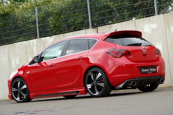 Opel Astra by Senner Tuning
